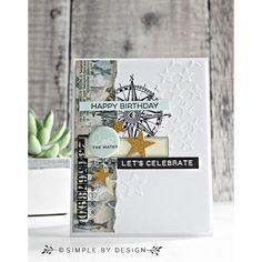 """좋아요 7개, 댓글 2개 - Instagram의 Joy Taylor(@joy131275)님: """"I had so much fun creating this birthday card for Darryl, using so many techniques and wonderful…"""""""