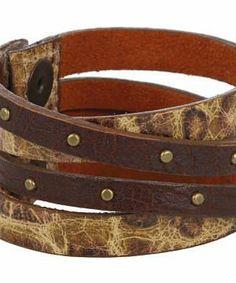 Leatherock B453 #accessories  #jewelry  #bracelets  https://www.heeyy.com/suggests/leatherock-b453-tan/