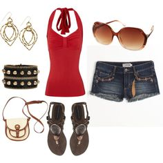 Just cute, created by ashley-dean-wood on Polyvore