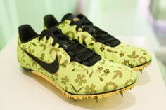 timeless design e5564 fbf02 These are nice Sprinting spikes Fly Shoes, Nike Zoom, Track And Field, Gold