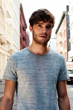 Jamie Dornan, sexiest Huntsman for Once Upon A Time. I wish he had played a bigger role though, god he's hot..