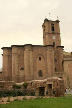 Monasterio de Santa Maria la Real, Najera - Spain