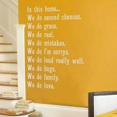 We do...