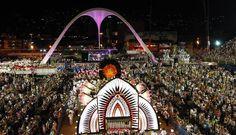 Marquês da Sapucaí Carnaval by Rio