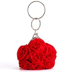 Roses lady bag