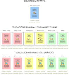 RECURSOS AULA DE APOYO: PRUEBAS DE NIVEL DE COMPETENCIA CURRICULAR INFANTIL Y PRIMARIA