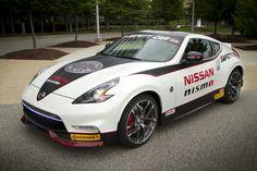 Nissan Тюнинг 2015 370Z Nismo Белый Автомобили