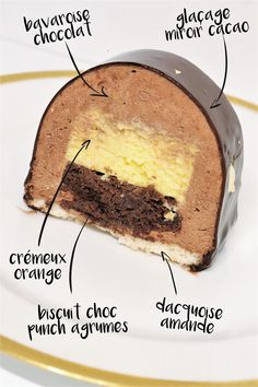 Zumbo's Just Desserts, Fancy Desserts, Delicious Desserts, Chocolate Cake Recipe Easy, Chocolate Desserts, Chocolate Log, Pastry And Bakery, Pastry Cake, Bakery Recipes