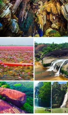 19 Unknown Travel Destinations in Thailand by Travel Bugs, Travel Destinations, Thailand, Mountains, Unique, Places, Nature, People, Destinations