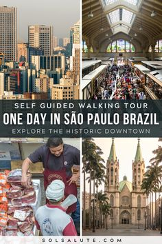 One day in Sao Paulo | 1 day in Sao Paulo | What to do in Sao Paulo | Historic center of Sao Paulo | Sao Paulo walking tour | Walking tour of Sao Paulo | Things to do in Sao Paulo | Where to eat in Sao Paulo | See Sao Paulo in a day | What to see in Sao Paulo | What to do in Sao Paulo Brazil | What to eat in Sao Paulo | Sao Paolo free tour | Guided tours of Sao Paulo | Sao Paulo itinerary | Places to go in Sao Paulo | Brazil itinerary | Things to do in Brazil | Brazil travel | Sao Paulo…