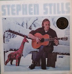 Stephen Stills  Stephen Stills 1970  LP Album Vinyl Record