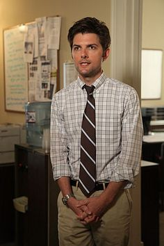Wildflower Barn would like to marry Ben Wyatt and his slender elf king body.