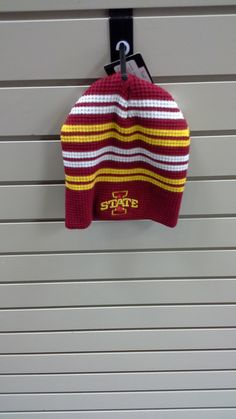 Iowa State Winter Hat