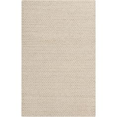 Hand-Woven Gerard Country Felted Wool Rug (8' x 10') (Grey-(8' x 10')), Grey, Size 8' x 10'