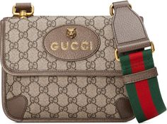81f95c1dd Gucci GG Supreme small messenger bag Gucci Messenger Bags