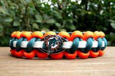 Miami Dolphins Team Paracord