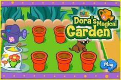 Juegos de Dora la Exploradora | DORA LA EXPLORADORA | Pinterest