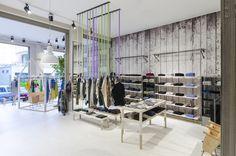 Fashion store by Studio Isacco Brioschi, Bergamo – Italy