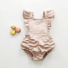 Our New Ruffle Romper collection is nearly complete! Coming soon just in time to order for Christmas in Deep Red, White and our stunning Dusty Pink We've trimmed the bib section so they sit perfectly across little chests ✨ xxx Rosie & Jo @hubbleandduke #hubbleandduke #new #comingsoon #love #babygirl #dustypink #dustypinkromper #pantone #macarons #australiandesign