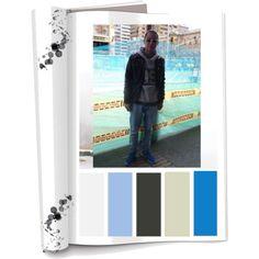 Paleta de color: Colores Fríos con una mezcla de colores cálidos (Negro, gris, azul y blanco) Ropa: Jeans, buso con capota, chaqueta y tenis. Accesorios:Gafas Es una persona calmada que al momento de usar su ropa le gusta resaltar algún lugar ya sea por un accesorios o por el color