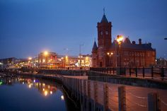 36 Hours in Cardiff, Wales.  Wales is so magical.
