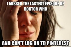 Being American, this problem persists until the episode is available here. -.-