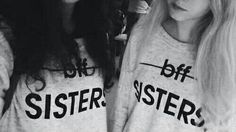 Sister Crewneck – Fresh-tops.com   Absolutely love this for me and my BFF!