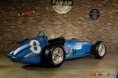 The Complete History Of Indianapolis 500 Winners1967 A J