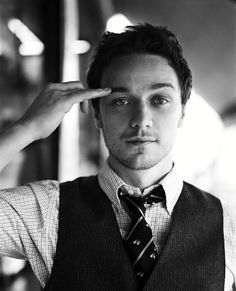 James McAvoy by Carter Smith