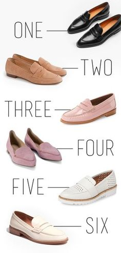 Loafer Love // My favorites