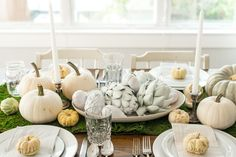 Set a Classy Thanksgiving Table on a Budget — Set the Table for Celebration
