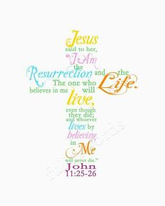 The true meaning of Easter - Easter/Spring Scripture Verse John - digital printable word art. The Words, Jesus Quotes, Bible Quotes, Happy Easter Quotes Jesus Christ, Scripture Verses, Easter Scriptures, Chalkboard Scripture, Printable Scripture, Word Of God