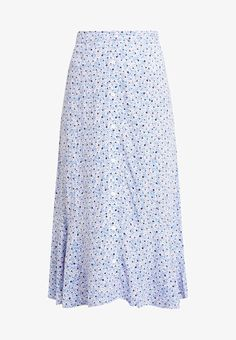 SARAHLOU - A-snit nederdel/ A-formede nederdele - pacific coast @ Zalando.dk 🛒 SARAHLOU - A-snit nederdel/ A-formede nederdele - pacific coast @ Zalando.dk 🛒 Moves SARAHLOU - A-snit nederdel/ A-formede nederdele - pacific co. Winter Outfits, Summer Outfits, Modest Outfits, Cute Outfits, What Should I Wear Today, Work Jackets, Pacific Coast, Colourful Outfits, Short Skirts