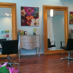 Hairdresser poland and salons on pinterest for A creative touch beauty salon