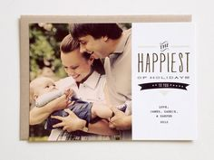 Holiday Photo Cards via Oh So Beautiful Paper (11)