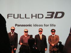 Panasonic brings Full HD 3D to Winter Olympics | Panasonic is to bring the Winter Olympics in 3D to a lucky few, with the company setting up two Full HD Theatres in LiveCity, Vancouver where the games are taking place. Buying advice from the leading technology site