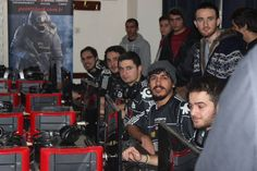 ParadoxGamer Point Blank takımımız 8 Şubat'ta İzmir MilkyGameArena'da düzenlenen ASUS ROG 3. Ulusal Turnuva Elemesini  tamamlayarak 3.cü olmayı başardı.  İzmir'in en iyi cafesi MilkyGameArena'da düzenlenen organizasyonda takımımız 3.cu olamyı başarıdı ve 500 TL'nin sahibi oldu.