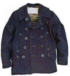 Caban Pea Coat