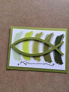 Kreativ-mit-Tina by Tina Hertrich: Kommunionkarte # 3