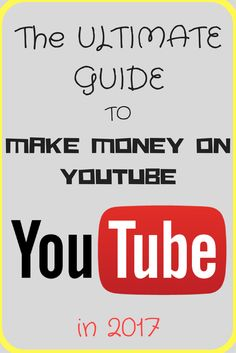 How to make money on youtube Step by step guide for beginners.Simplest way to make money online and boost your online business. Click the Link and learn more.