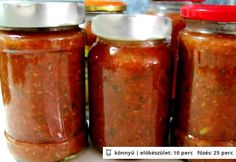 Hungarian Paprika, Pasta, Hungarian Recipes, Canning, Meat, Food, Essen, Meals, Home Canning