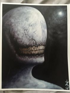 Zack Dunn: The Tooth Fairy print
