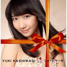 [Singel] Kashiwagi Yuki - Shortcake [Type A B C + Theater]