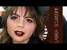 TUTORIAL • Labbra Scurissime + ESTASI makeup talent