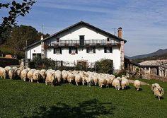 BAIGORRI NAFARROA BEHEREA EUSKAL HERRIA / Pays Basque