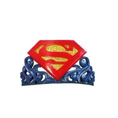 Supergirl Mini Tiara