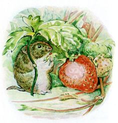 Beatrix Potter - The Tale of Johnny Town-Mouse, 1918