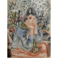 frances hodgkins portrait - Google Search