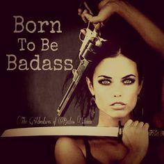 The Adventures of Badass Women - https://www.facebook.com/pages/The-Adventures-of-Badass-Women/250394355087879