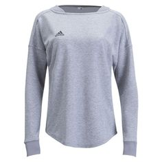 adidas Womens Tango Terry Long Sleeve top